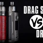 Voopoo Drag X 80W Mod Pod Kit first look & VS Drag S