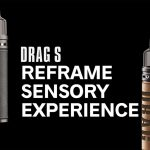 Voopoo DRAG S Kit  新品レビュー