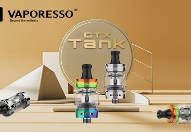 Vaporesso GTX Tank 18 3ml-新品レビュー