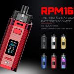 Smok RPM160 Pod Mod Kit 5ml First Look