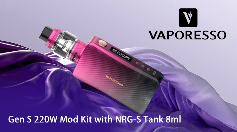 Vaporesso Gen S-Preview