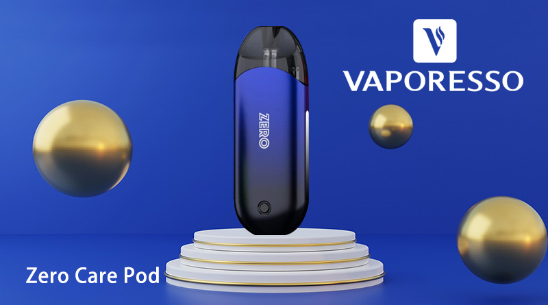 VAPORESSO Zero Care Pod Preview