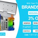 [Wholesale Only] Mid-year Promotion - Hot Brands Deal and Free Gifts Wait for You!!!