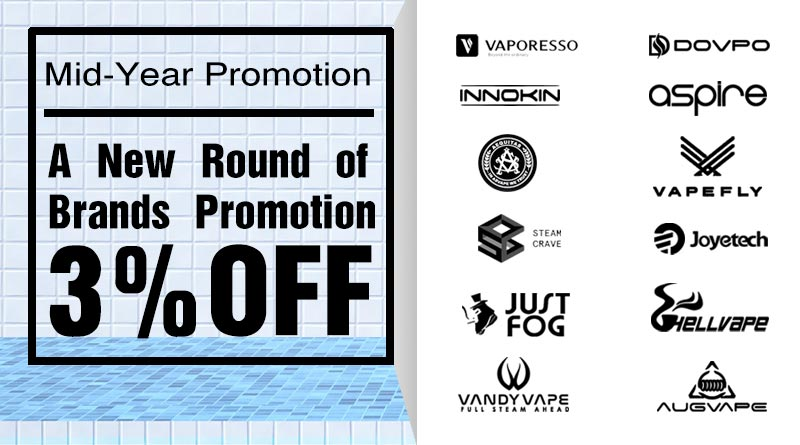 [Wholesale Only] Mid-year Promotion Brand Deal–Wave 2