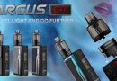 VOOPOO ARGUS GT Preview