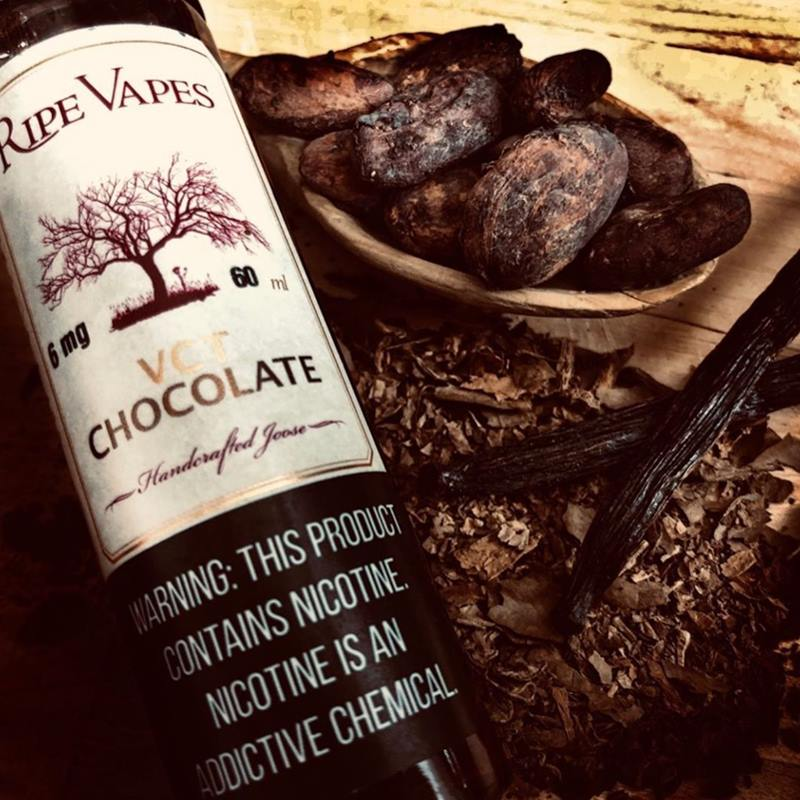 60ml Ripe Vapes VCT Chocolate-2