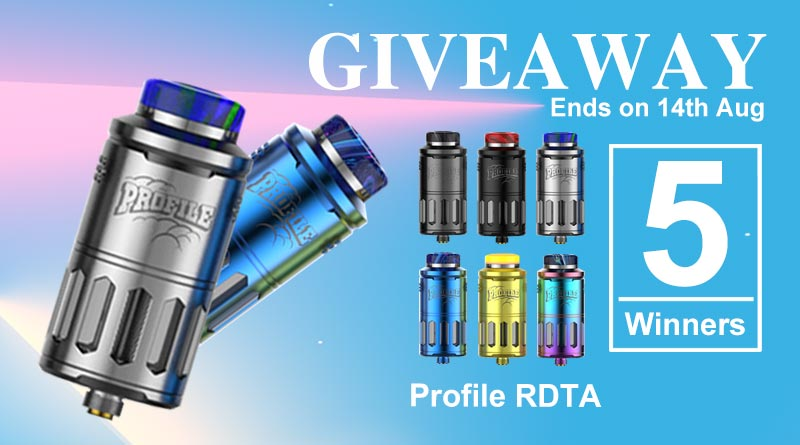 Wotofo Profile RDTA Giveaway