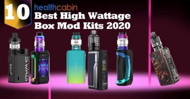 best box mod kits 2020
