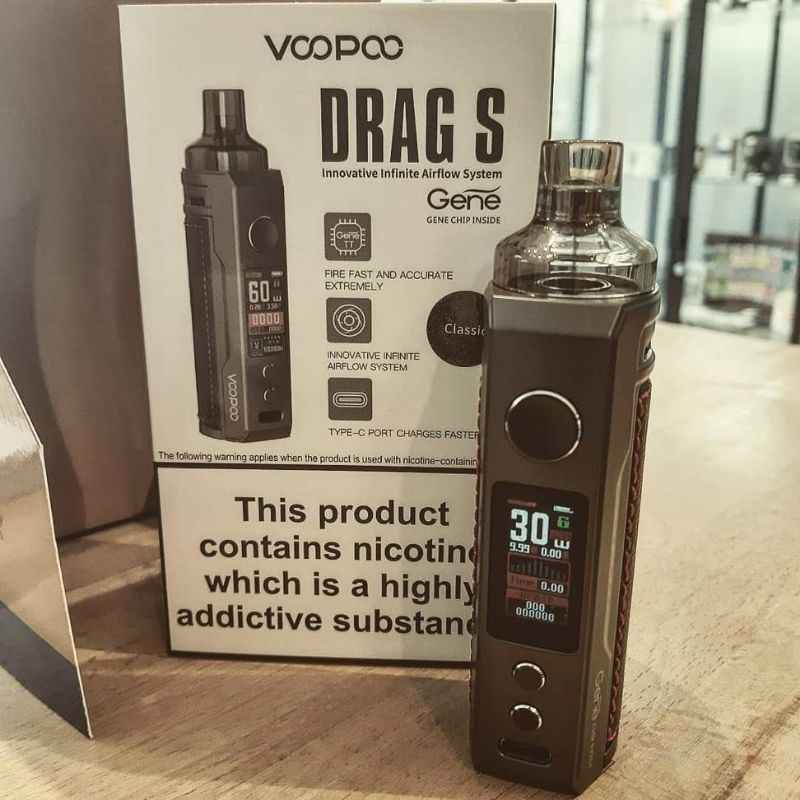 Voopoo drags