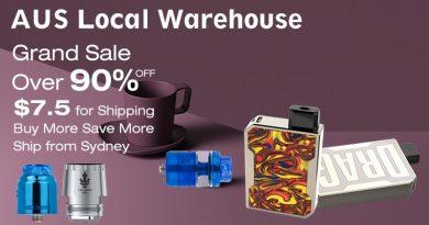 AUS WarehouseGrand Sale
