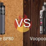 Aspire BP80 VS Voopoo Drag S