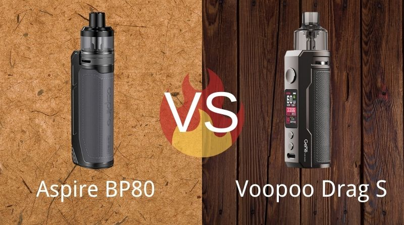 Bp80 vs Drag x