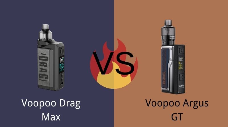 Drag Max vs Argus GT