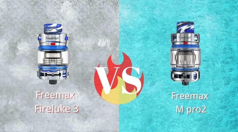 Freemax Fireluke 3 VS Freemax M Pro 2