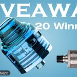 Sept Giveaway Round 2 – 20 Winners