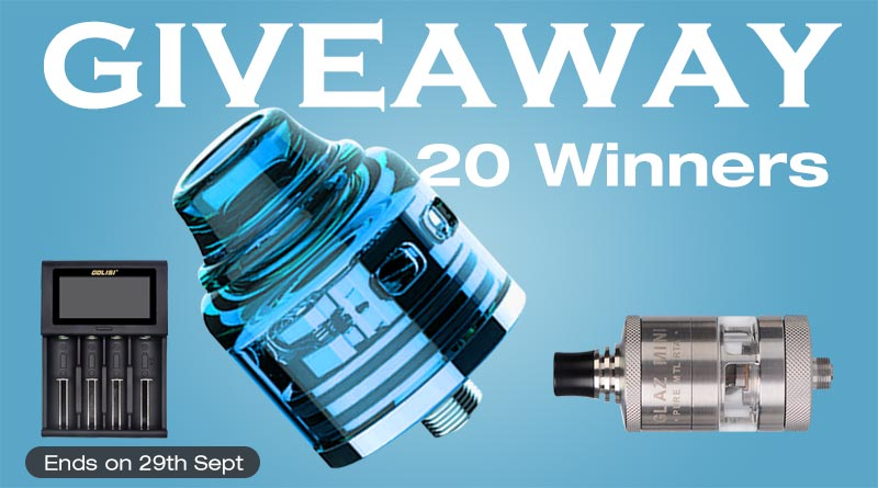 Sept Giveaway Round 2