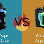 GeekVape AEGIS HERO VS AEGIS BOOST