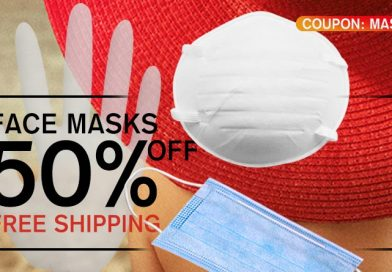 face masks deal