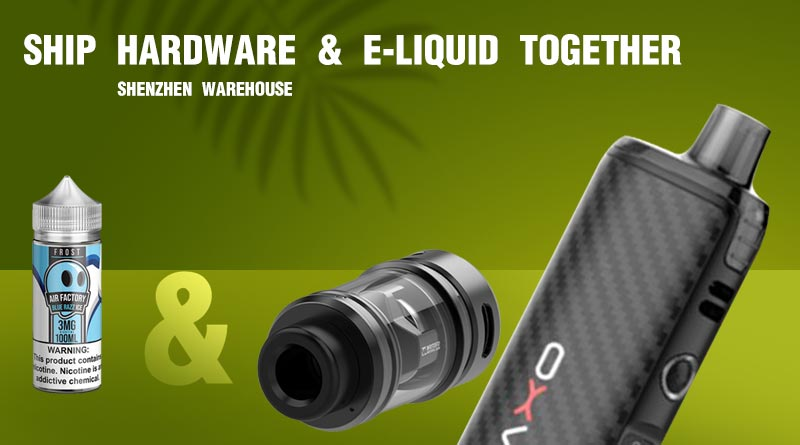 ship hardware eliquid together