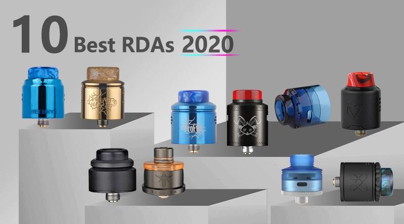 10 best RDAs 2020