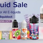 E-liquid Sale - 20% OFF