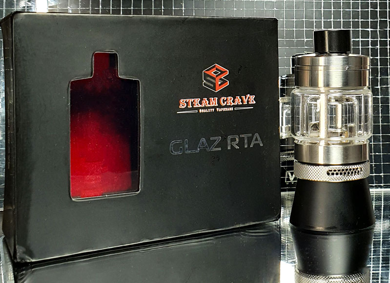Steam Crave Glaz V2 RTA