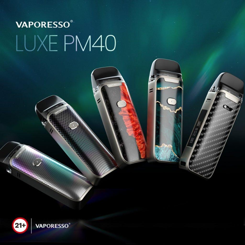 Vaporesso Luxe PM40