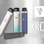 Vaporesso XROS Pod Review by Shane
