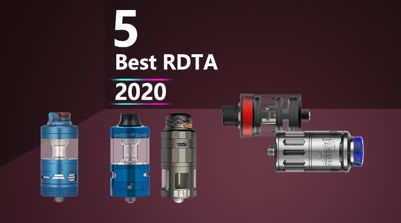 5 BEST RDTAs-2020