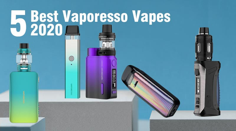 Best Vaporesso Vapes