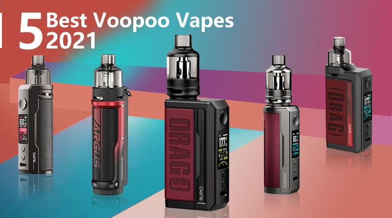 5 Best Voopoo Vapes 2021-0220