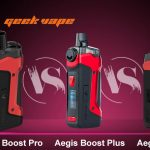 The Upgrading of Geekvape Aegis Boost Series