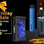 6 Black Friday Vape Deals