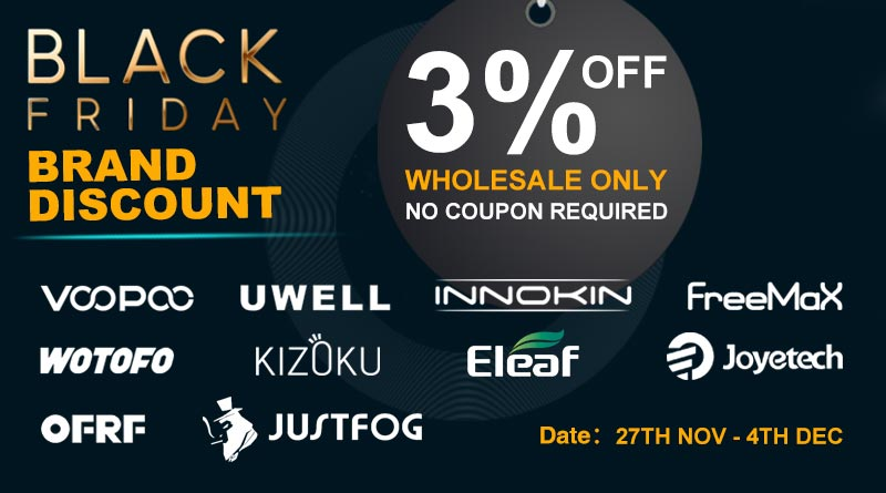 Black Friday Brand Discount