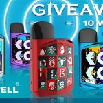Uwell Caliburn Koko Prime Giveaway – 10 Winners