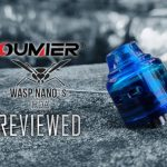 Oumier Wasp Nano S RDA Review by Shane