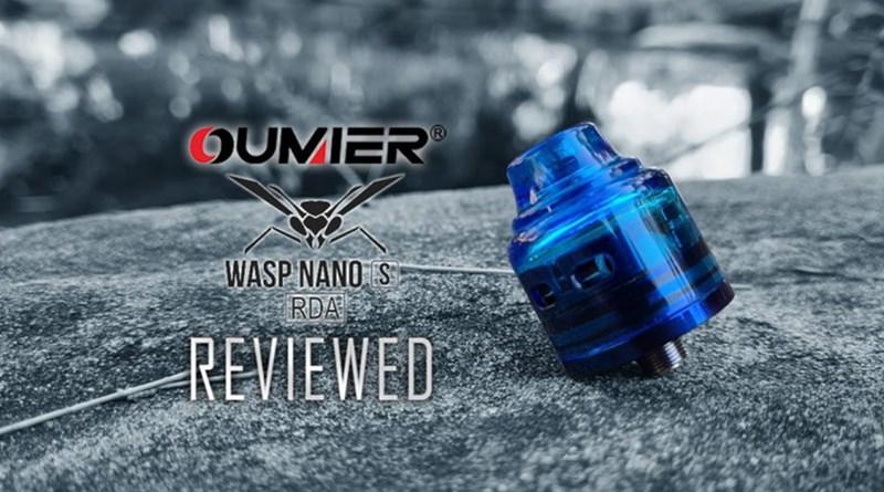 Oumier Wasp Nano RDA-1