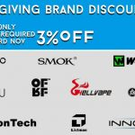 Thanksgiving Brand Discount