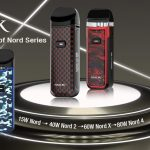 The Upgrading of SMOK Nord Series