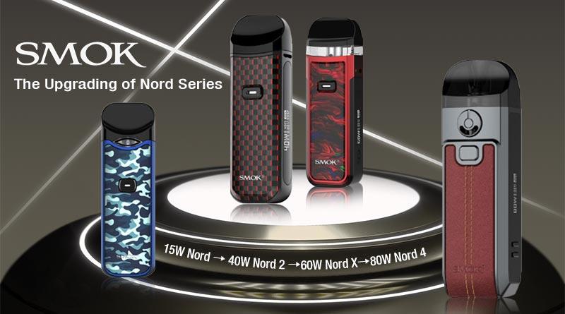 SMOK Nord Series
