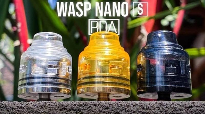 Wasp Nano S RDA-1