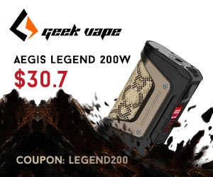 Geekvape Aegis Legend Sale
