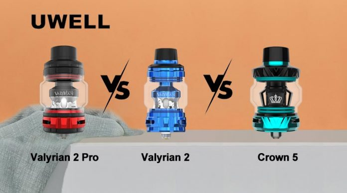 Uwell Sub Ohm Tanks