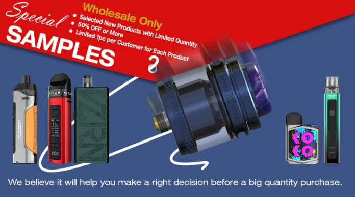Wholesale Special Samples