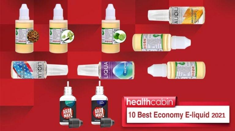 10 Best Economy E-liquid 2021