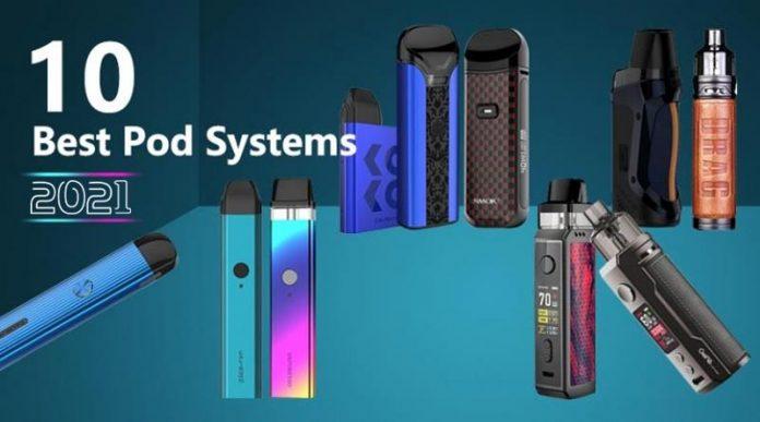 10 Best Pod System Starter Kits 2021