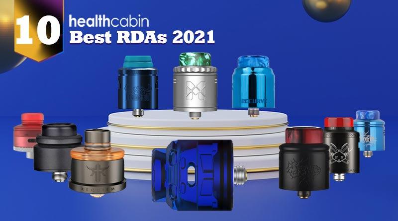 10 Best RDAs 2021