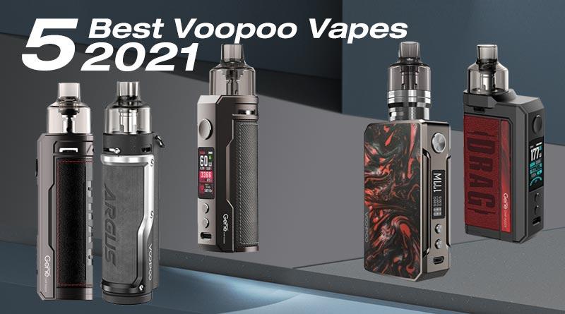 5 Best Voopoo Vapes 2021