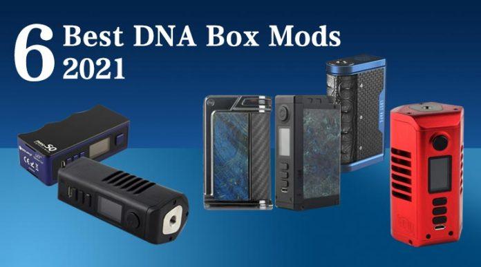 6 Best DNA Box Mods 2021