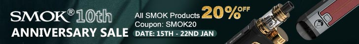 SMOK Sales